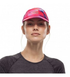 BUFF PRO RUN CAP R-SHINING PINK CAPPELLINO DONNA