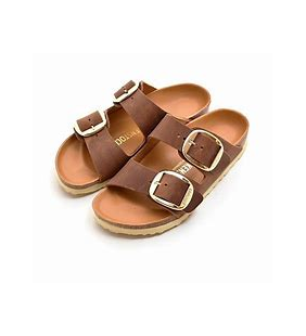 BIRKENSTOCK ARIZONA BIG BUCKLE DONNA