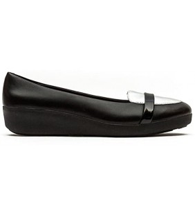 FITFLOP F-POP LOAFER BALLERINA DONNA