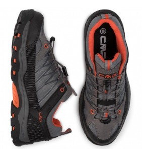 CMP RIGEL LOW SCARPA TREKKING WATERPROOF JUNIOR