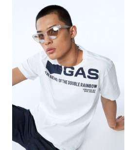 GAS JEANS T-SHIRT DHARIS UOMO