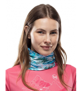 BUFF COOLNET UV+ MAKRANA ORIGINAL SCALDACOLLO UNISEX