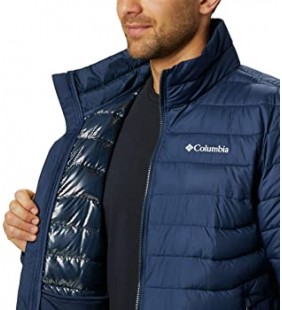 COLUMBIA POWDER ECO-PIUMINO UOMO