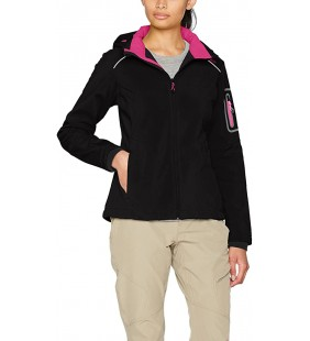 CMP GIACCA SOFT-SHELL DONNA