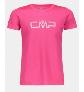 CMP T-SHIRT TECNICA BAMBINA