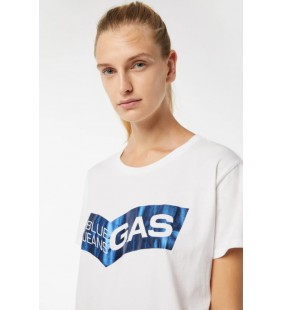 GAS JEANS FRANCYS T-SHIRT DONNA