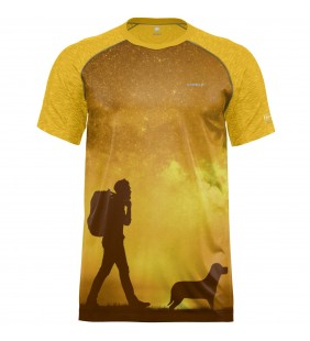 REDELK KAL DOG T-SHIRT UOMO